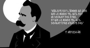 Sémiologie du nihilisme dans «La volonté de Puissance» de Nietzsche.