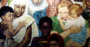لاهوت التحرير والوثنيات الجديدة