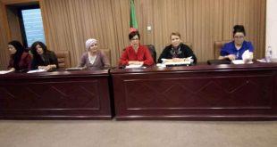 """ندوة: """"المرأة والحَراك الشعبي في الجزائر"""""""
