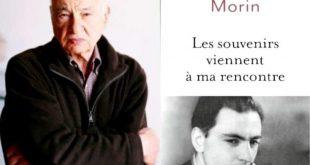 إدغار موران: الذكريات تأتي للقائي