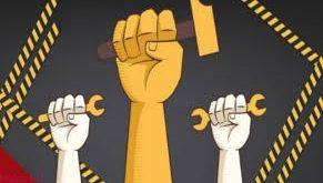 في الحاجة الى أنظمة عمل عادلة او في أوجه الدفاع عن العدالة الاجتماعية