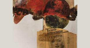 المغربي إبراهيم بولمينات يعرض رسوماته في أوستن