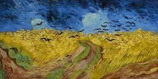 فانسان فان غوغ: الألوان الأساسية في فن الرسم