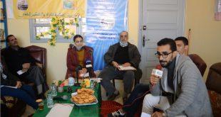 """نادي بيت الحكمة للقراءة والتفكير النقدي ينظم ندوة فكرية بعنوان: """"القراءة والتحديات الراهنة"""""""